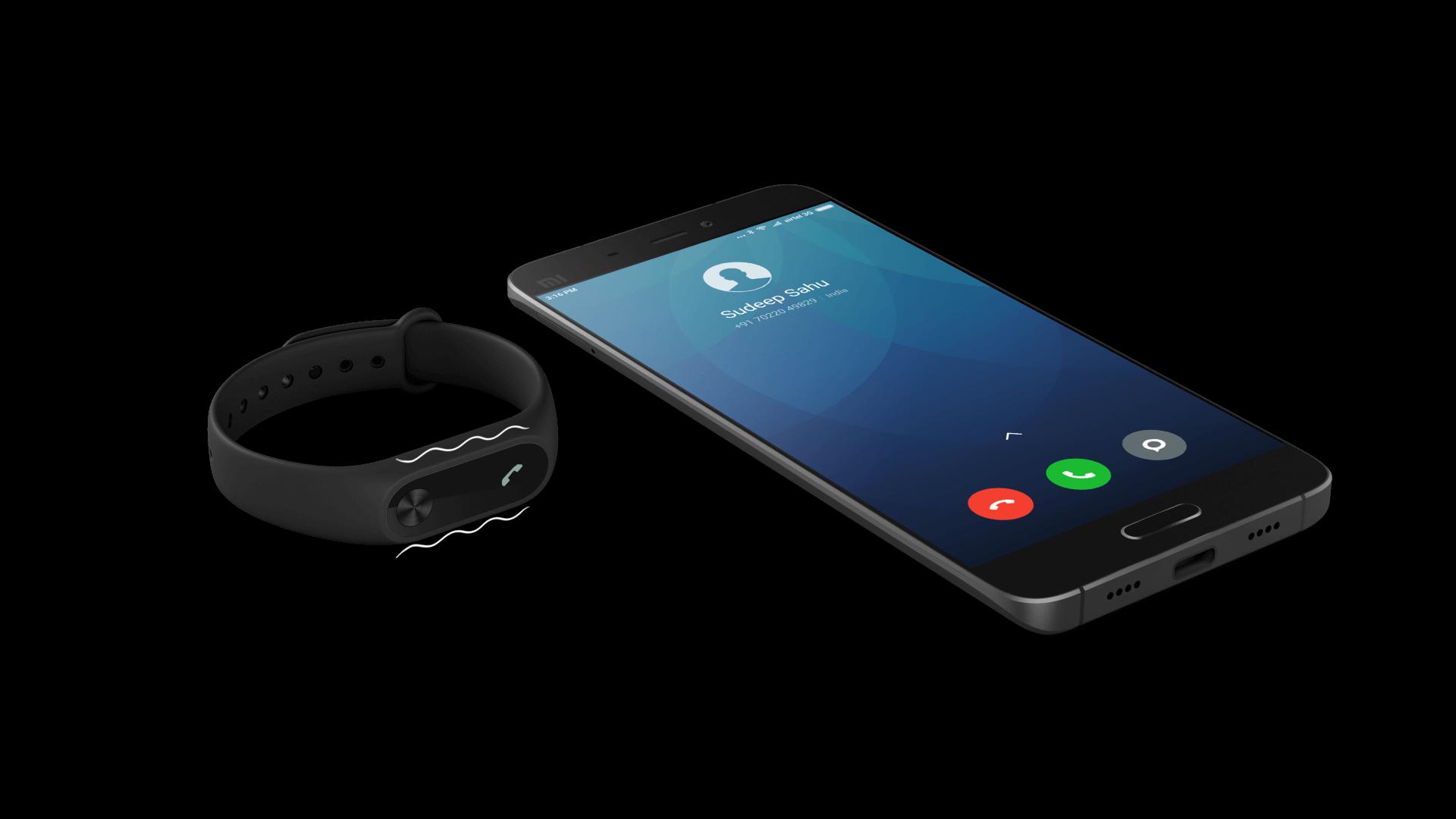 Las pulseras Xiaomi Mi Band, ¿son útiles para los mayores?