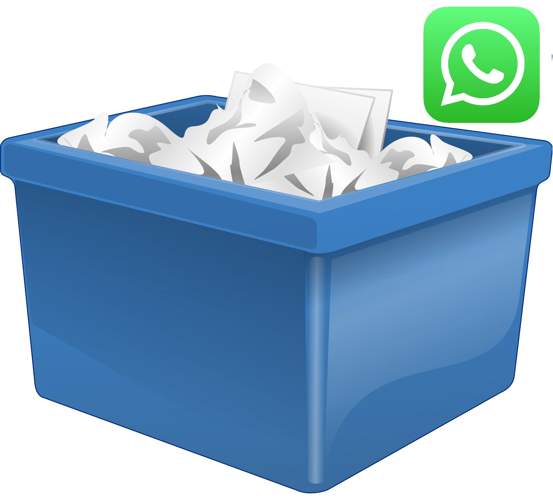 Como limpiar WhatsApp en Android