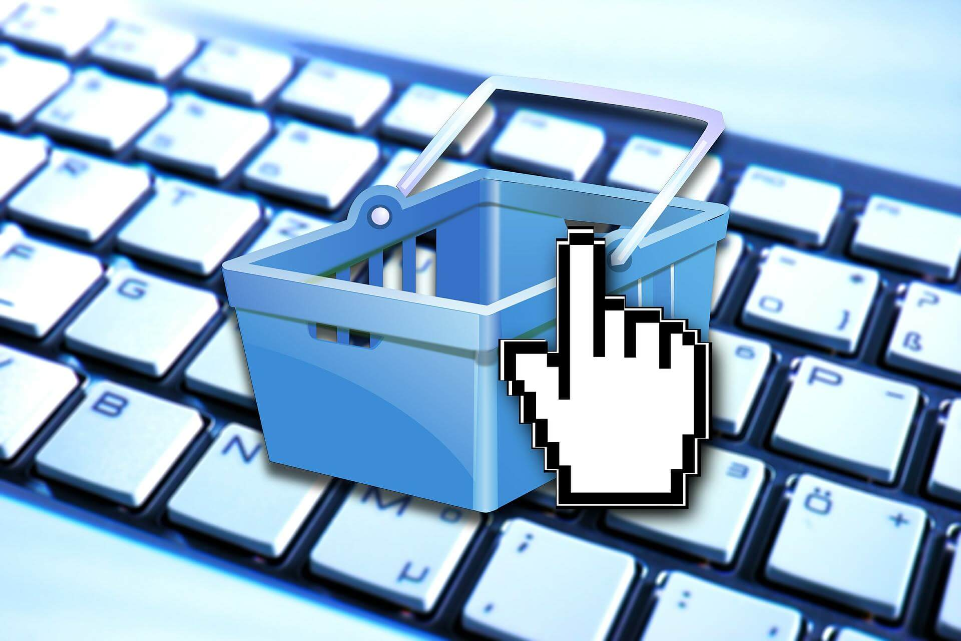 Páginas de ventas por Internet