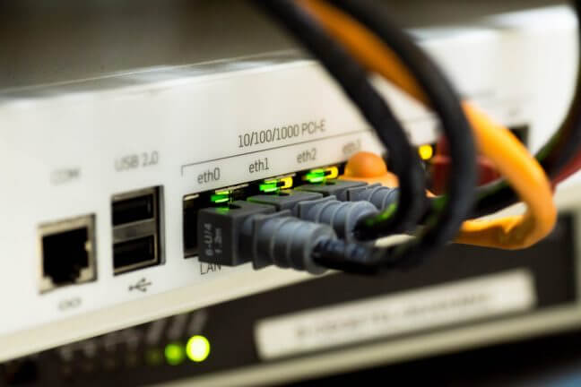 Como conectarse a Internet